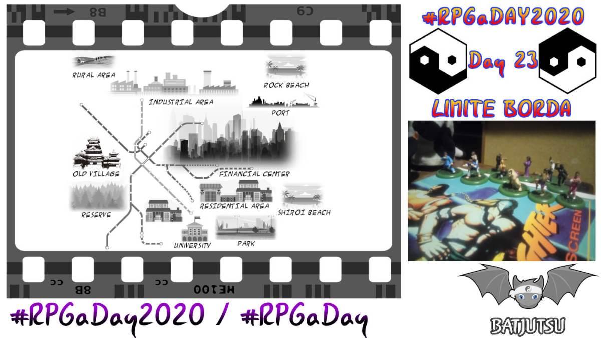 23 #RPGaDay2020 Edge